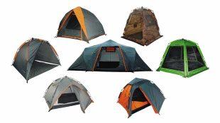 Палатки Columbus