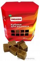 Кубики для розжига Image 30 шт