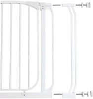 Дополнительная секция ворот безопасности для дверей, коридоров, лестниц 80-91/89-100 см
