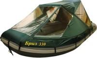 Тент для надувных катеров, лодок Normal Бриз 330 длиной 330 см