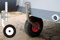 Колеса для лодки Handy Wheels