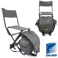 Стул-рюкзак Salmo BACK PACK с карманами