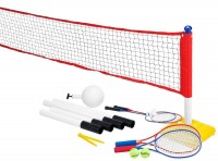 Набор для волейбола, тенниса, бадминтона 3 в 1