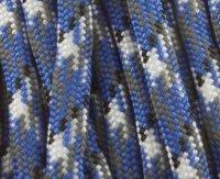 Паракорд 550, Blue Camo 30.5 / 305 м