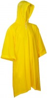 Плащ-дождевик желтый