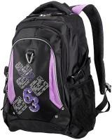 Рюкзак городской 28 литров, фиолетовый