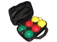 Петанк набор из шести цветных шаров