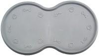 Коврик под миски для собак и кошек 43.5*24 см