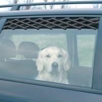 Вентиляционная решетка на окна автомобиля 165*310 мм