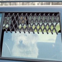 Вентиляционная решетка на окна автомобиля 200*310 мм