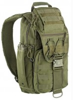 Рюкзак DEFCON 5 Tactical single shoulder bag, olive