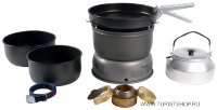 Набор посуды с горелкой Trangia 25-6UL