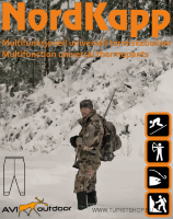 Кальсоны AVI-Outdoor NordKapp Thermolite 640