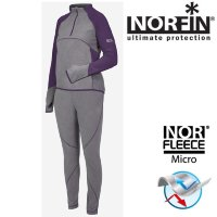 Термобельё Norfin Women PERFORMANCE VIOLET