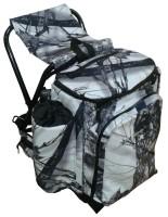 Рюкзак AVI-OUTDOOR Hagle Snow Camo с раскладным стулом