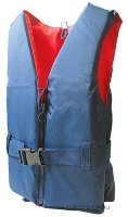 Жилет спасательный Norfin 50N, синий, 30-120 кг