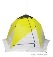 Палатка рыбака Окунь автомат 3