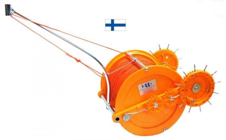 Каракатица для установки сетей под лед своими руками