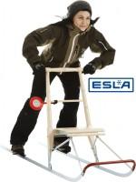 Финские сани ESLA T4, длина 180 см
