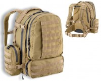 Тактический рюкзак Defcon 5 Full Modular Backpack, coyote tan