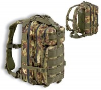 Тактический рюкзак Defcon 5 Tactical back pack, vegetato italiano