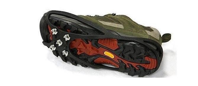 Ледоступы для обуви своими руками