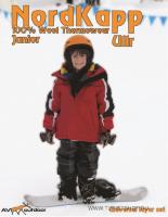 Детское термобельё с шерстью AVI-Outdoor NordKapp 599