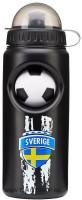 Спортивная бутылка для воды с мячом 600 мл