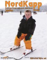 Детское термобельё AVI-Outdoor NordKapp 649