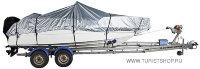 Чехол-тент для лодки, катера Biltema 14-16 футов