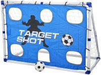 Ворота футбольные с мишенями 183x130x96 см