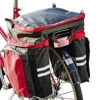 Велорюкзак на багажник