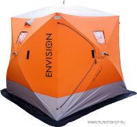Зимняя палатка для рыбалки Envision ICE Extreme 3