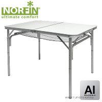 Стол складной Norfin GAULA-M алюминиевый 90x60 см