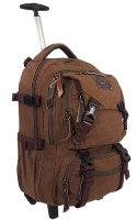 Retki CANVAS рюкзак-сумка на колесах
