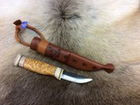 Охотничий нож Wood Jewel Carving knife 62