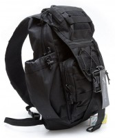 Рюкзак DEFCON 5 Tactical single shoulder bag, black